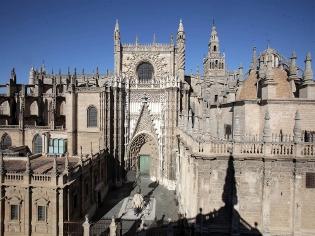 Imagen de la Catedral y Giralda